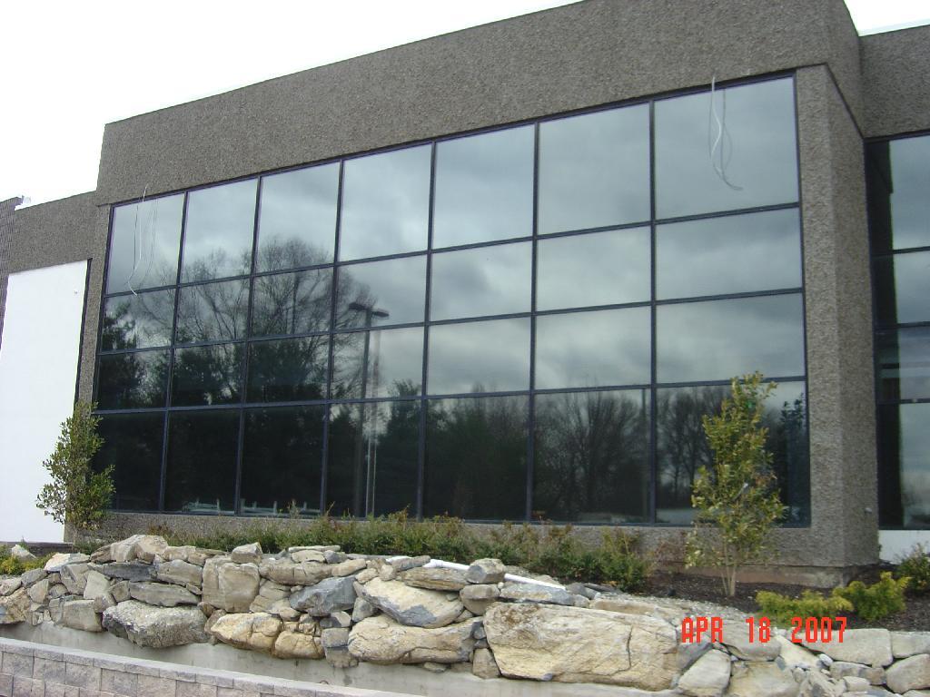 Architectural Window Film - Commercial Window Tinting Tulsa, Oklahoma