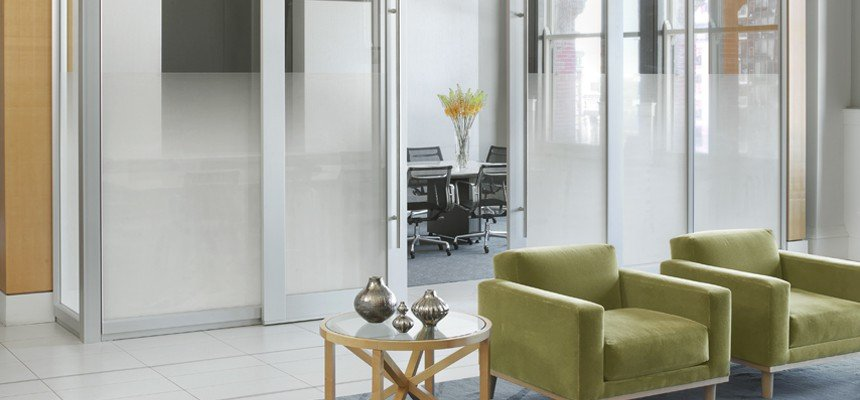 Decorative Glass Film Opens Up Many Options