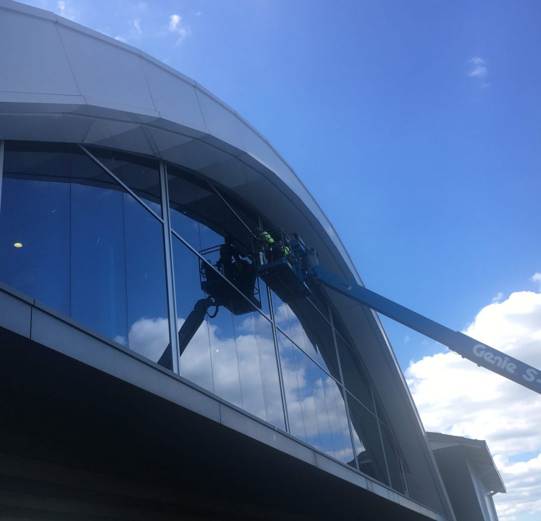 We Help the I 44 Toll Way Become More Safe with Safety Window Film - Safety Window Film in Tulsa, Oklahoma